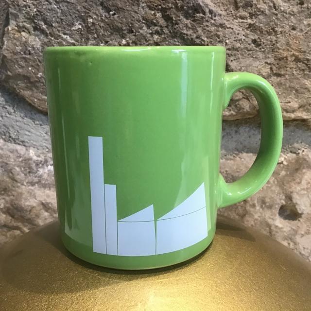 Süße und Coole Kuh mit Flecken Premium Kaffee Tasse l Geschenkidee